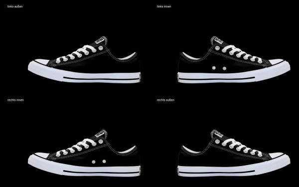 Schuh (Design: 8103 )Converse Low
