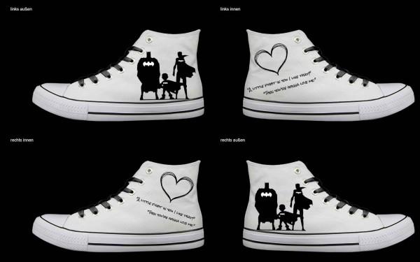 Schuh (Design: 7161 )Sneaker High