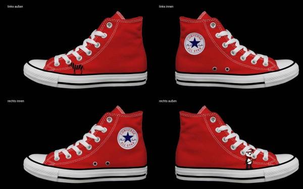 Schuh (Design: 4426 )Converse High