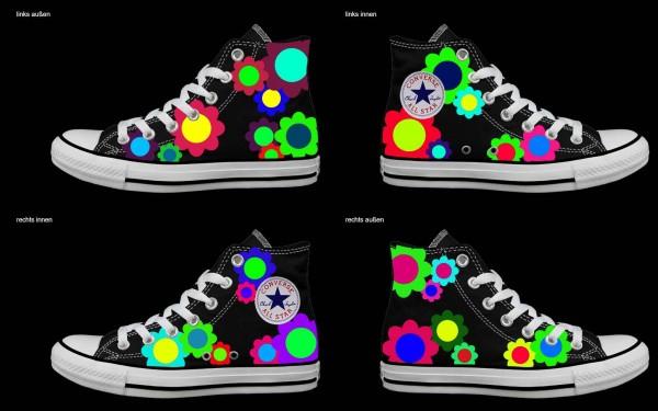 Schuh (Design: 5117 )Converse High