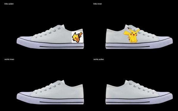 Schuh (Design: 8210 )Sneaker Low