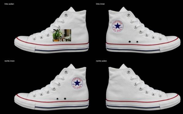Schuh (Design: 7963 )Converse High
