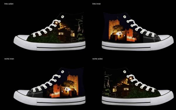 Schuh (Design: 3378 )Sneaker High