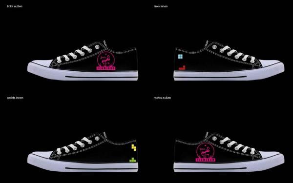 Schuh (Design: 7607 )Sneaker Low