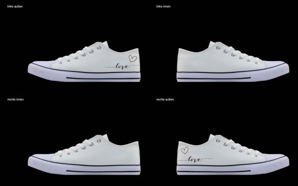 Schuh (Design: 4160 )Sneaker Low