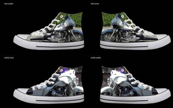 Schuh (Design: 6709 )Sneaker High