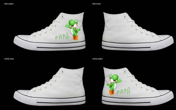Schuh (Design: 7779 )Sneaker High