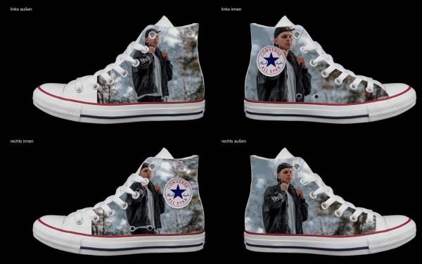Schuh (Design: 7869 )Converse High