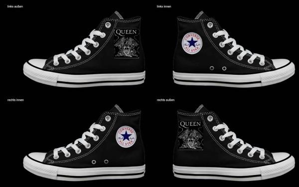 Schuh (Design: 7636 )Converse High