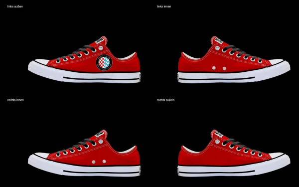 Schuh (Design: 7146 )Converse Low