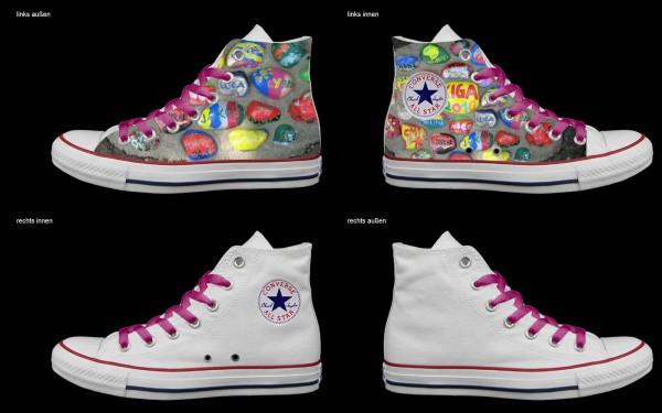 Schuh (Design: 4898 )Converse High