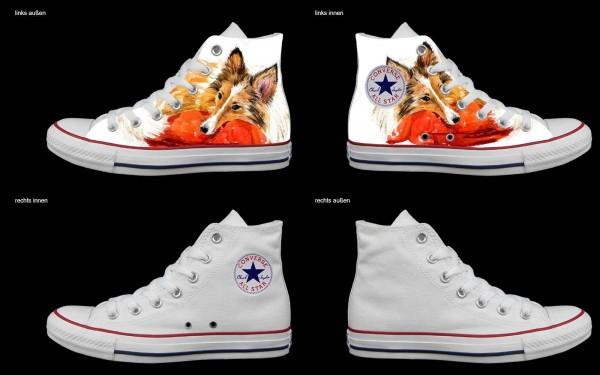 Schuh (Design: 7398 )Converse High