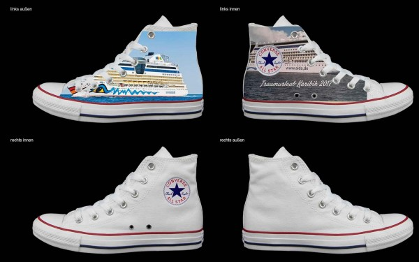 Schuh (Design: 4118 )Converse High