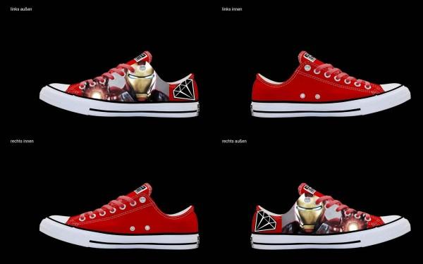 Schuh (Design: 3470 )Converse Low