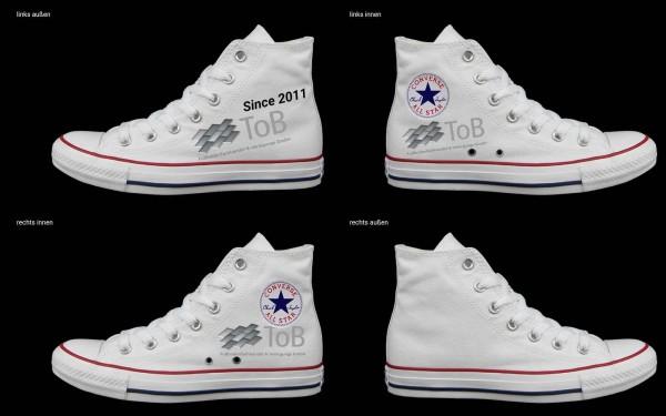 Schuh (Design: 8101 )Converse High