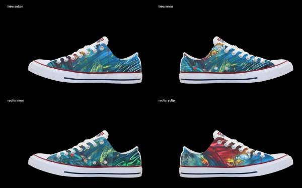 Schuh (Design: 7909 )Converse Low