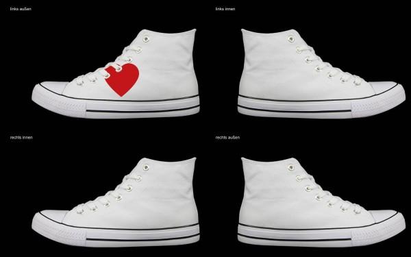 Schuh (Design: 7392 )Sneaker High