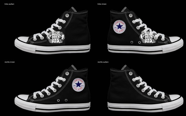 Schuh (Design: 7714 )Converse High