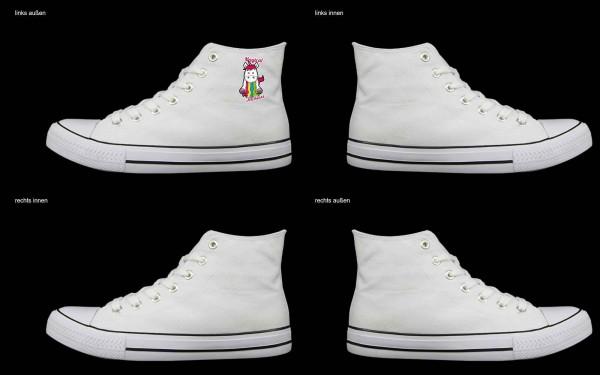 Schuh (Design: 6682 )Sneaker High