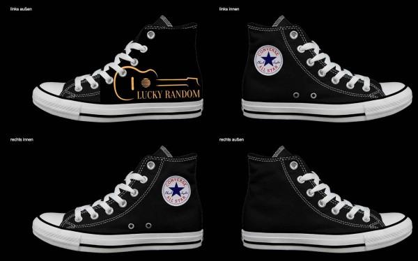 Schuh (Design: 7846 )Converse High