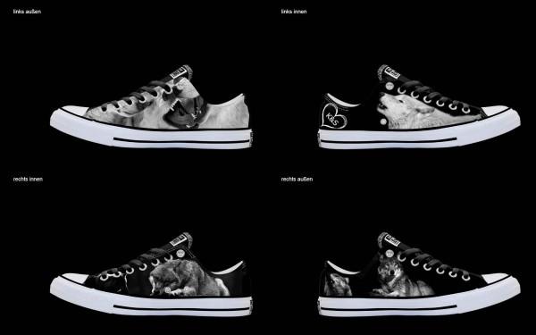Schuh (Design: 3352 )Converse Low