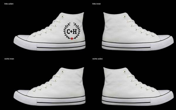 Schuh (Design: 7460 )Sneaker High