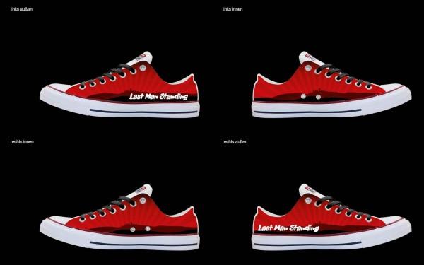 Schuh (Design: 8130 )Converse Low