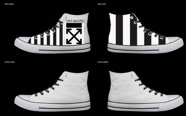 Schuh (Design: 7709 )Sneaker High