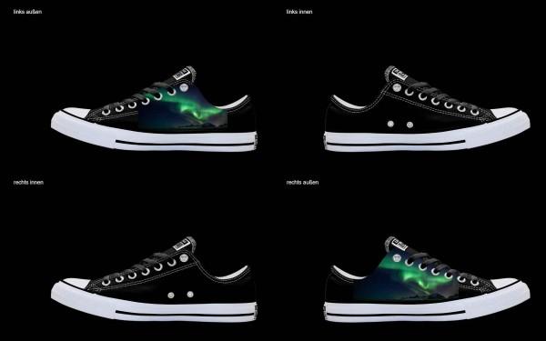 Schuh (Design: 7599 )Converse Low