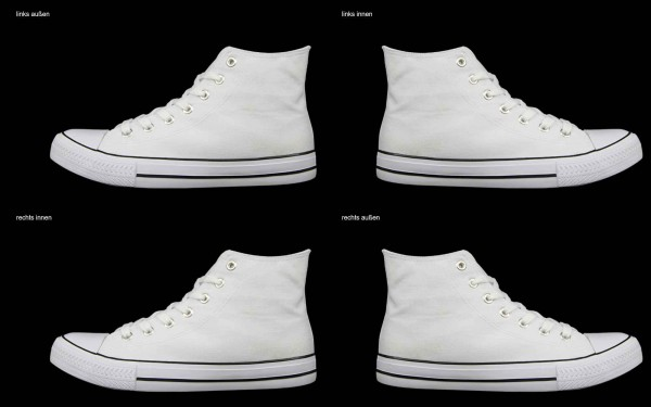Schuh (Design: 7218 )Sneaker High