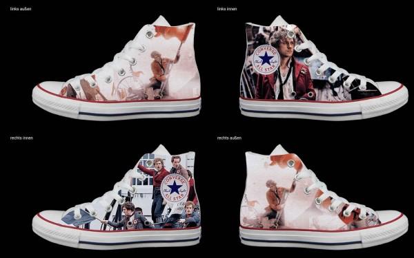 Schuh (Design: 7536 )Converse High