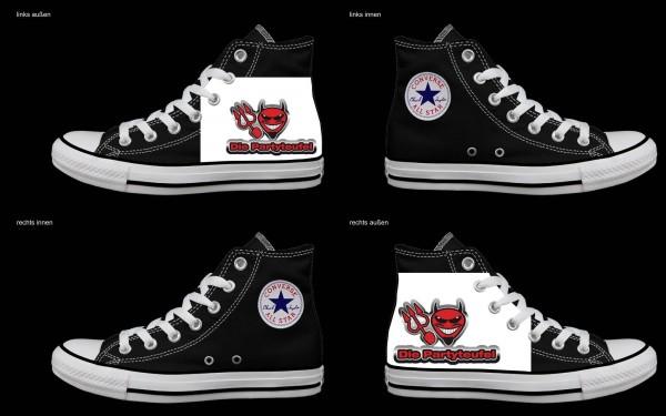 Schuh (Design: 4423 )Converse High