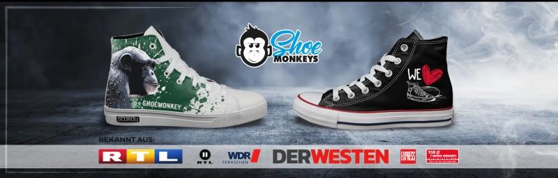 Shoemonkeys Converse Chucks Selbst Gestalten