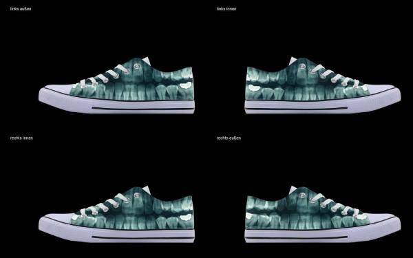 Schuh (Design: 8144 )Sneaker Low