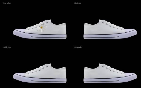 Schuh (Design: 4554 )Sneaker Low