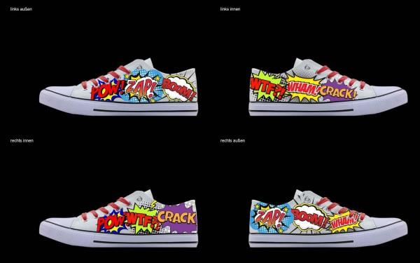 Schuh (Design: 7320 )Sneaker Low