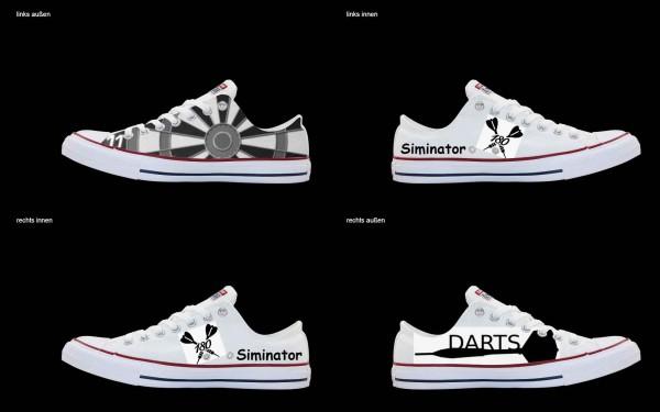 Schuh (Design: 7557 )Converse Low