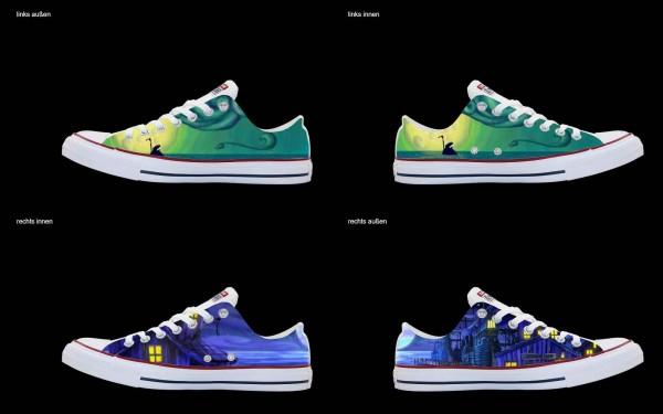 Schuh (Design: 4400 )Converse Low