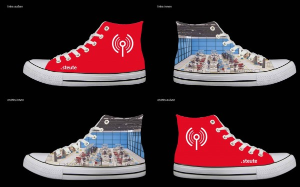 Schuh (Design: 5399 )Sneaker High