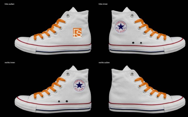 Schuh (Design: 6609 )Converse High