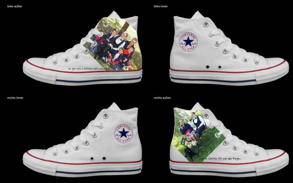 Schuh (Design: 4336 )Converse High