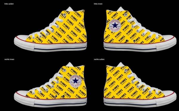Schuh (Design: 8190 )Converse High