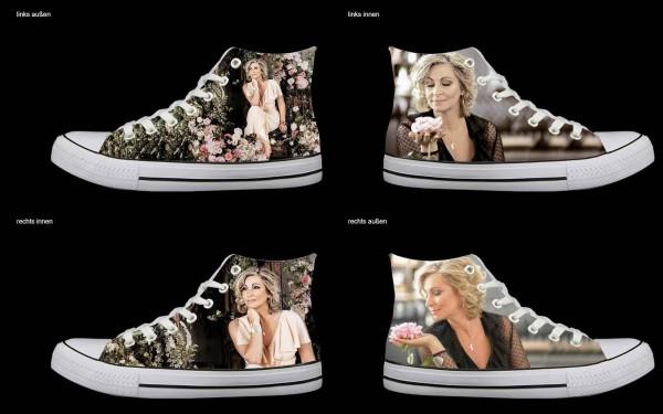 Schuh (Design: 3198 )Sneaker High
