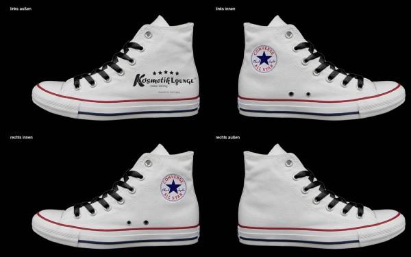 Schuh (Design: 4916 )Converse High