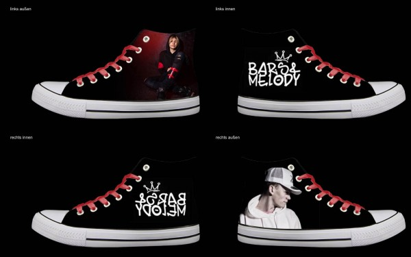 Schuh (Design: 4559 )Sneaker High
