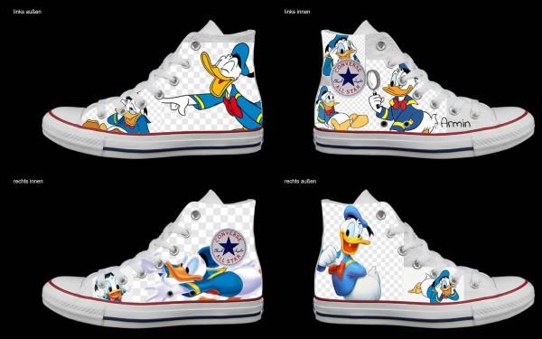 Schuh (Design: 7606 )Converse High