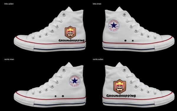 Schuh (Design: 7711 )Converse High