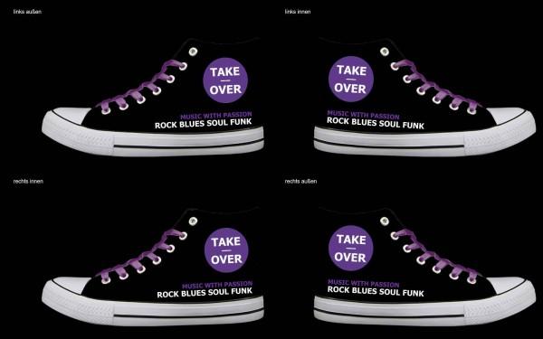 Schuh (Design: 4168 )Sneaker High