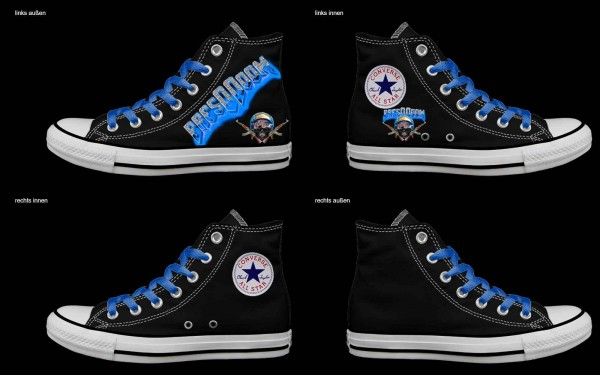 Schuh (Design: 7677 )Converse High