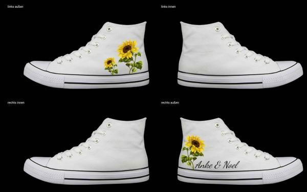 Schuh (Design: 7485 )Sneaker High